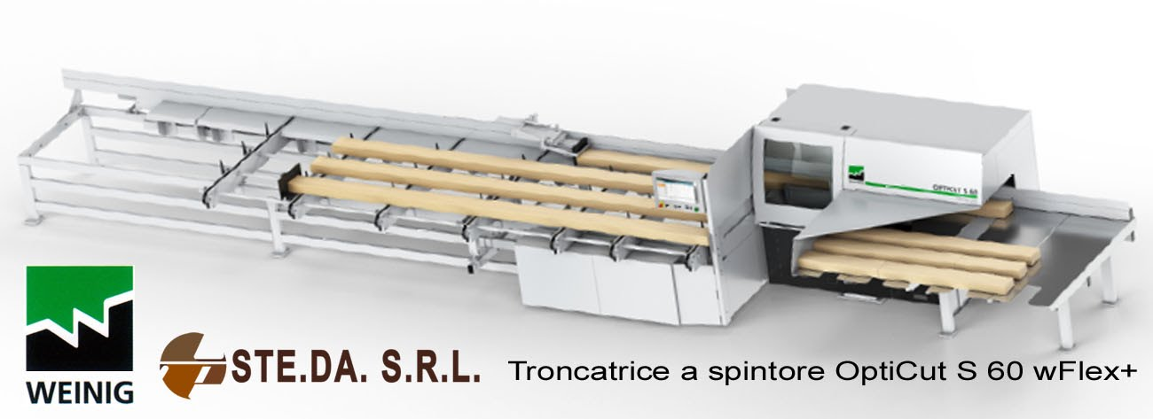 Troncatrice a spintore OptiCut S 60 wFlex+