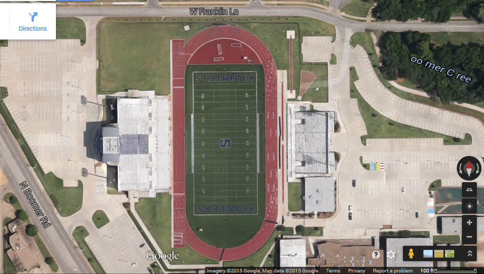 Stillwater High School Pioneer Stadium