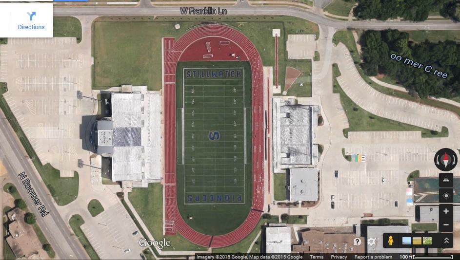 Stillwater High School Pioneer Stadium