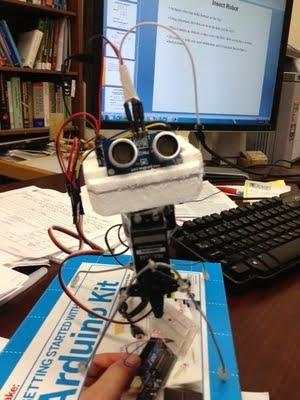 Robotics and Physical Computing using Arduino