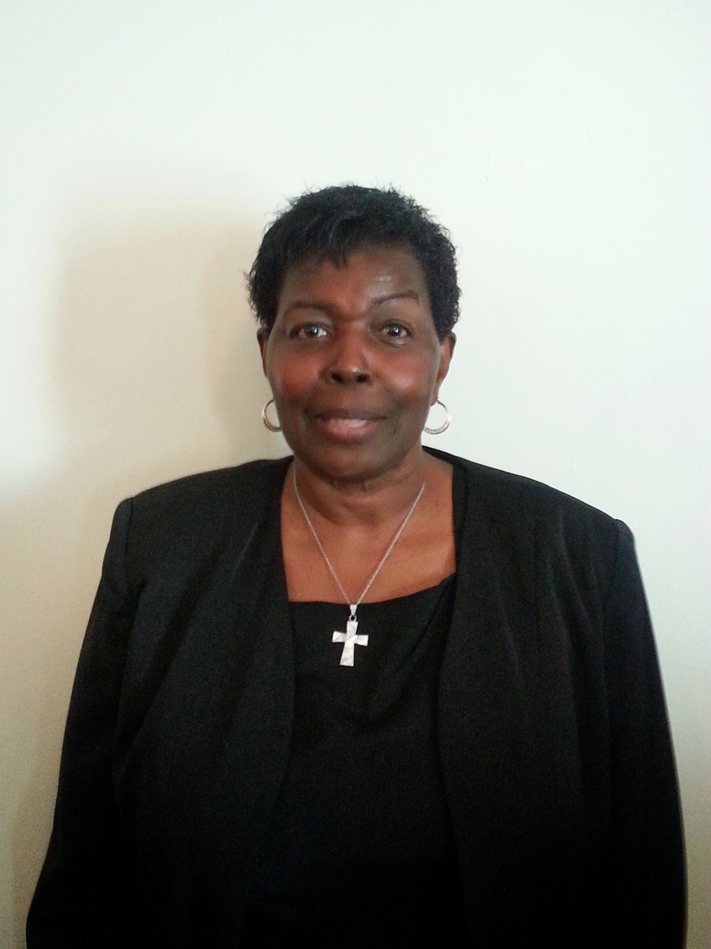 Rev Georgia Morrow - Pastor (Great St Paul AME)