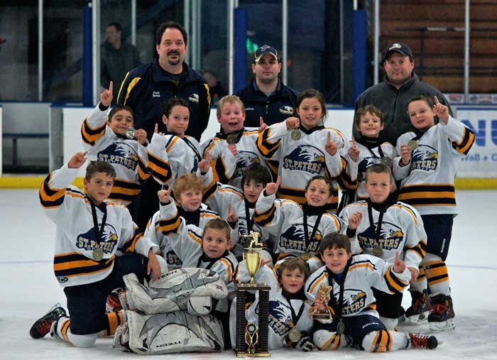 St Peters Spirit | Congratulations, Squirt B1 - Horenkamp