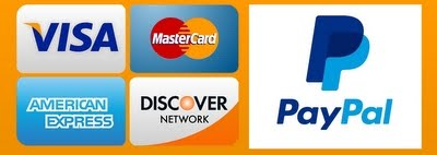 You can give using paypal with any credit card with or without a paypal account.