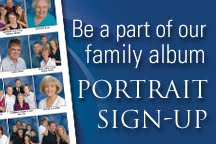 Sign up for our family album portrait session