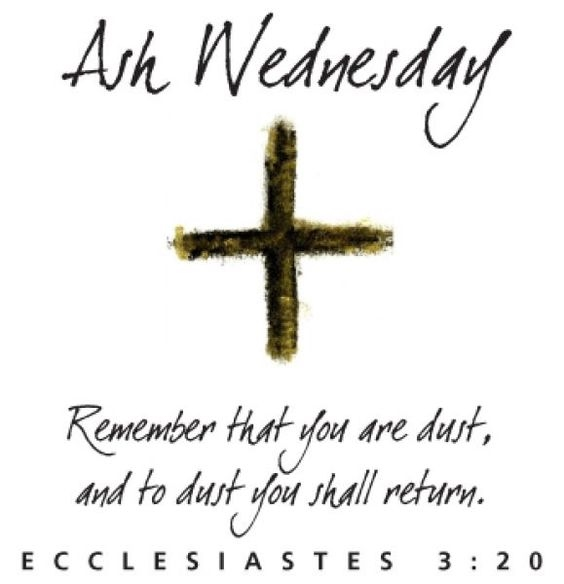 Ash Wednesday 2018 quotes