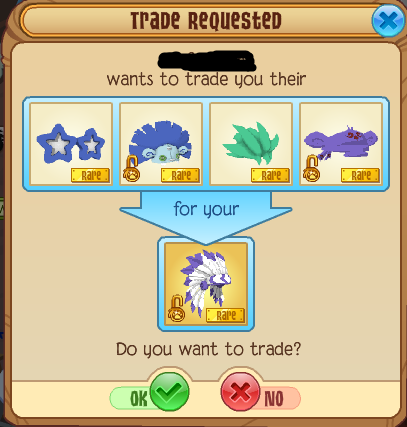Trading and Fair Trades - Animal Jam Facts