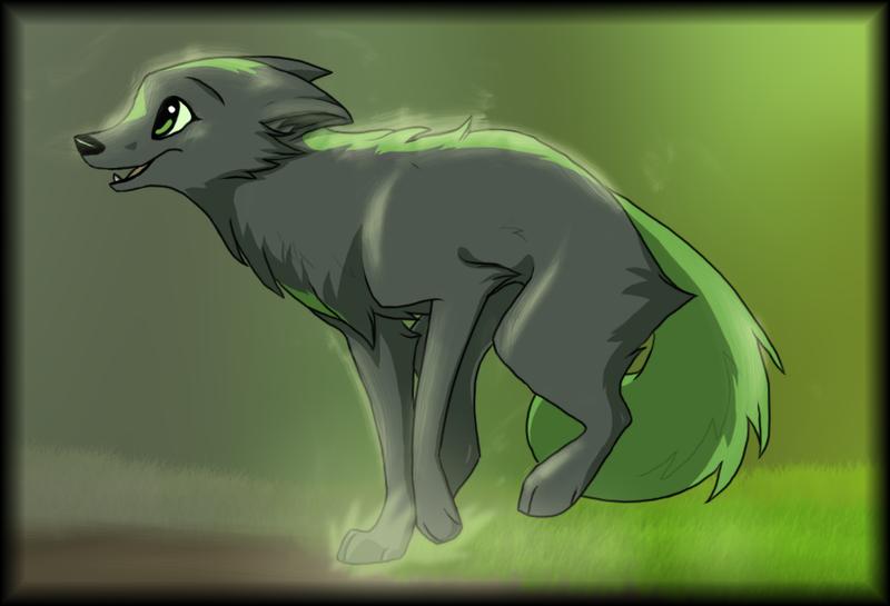 The Earth Wolves - www ElementalWolves com