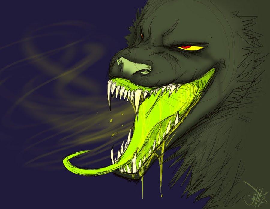 The Poison Wolves - www ElementalWolves com
