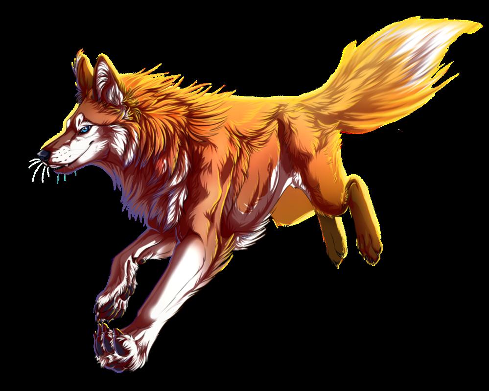 The Sagittarius Wolves - www ElementalWolves com