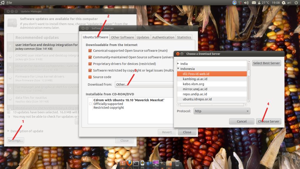 Repository dalam Linux - Rumah OS - Tempat Belajar dan Berbagi ...