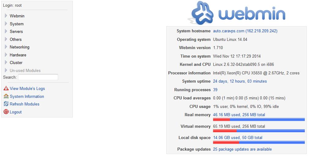 Apa itu Webmin? - Belajar Sistem Operasi