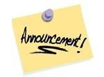 FMS Announcement Request