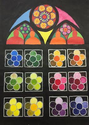 Creative Color Wheel Assignment Clara Lici Art