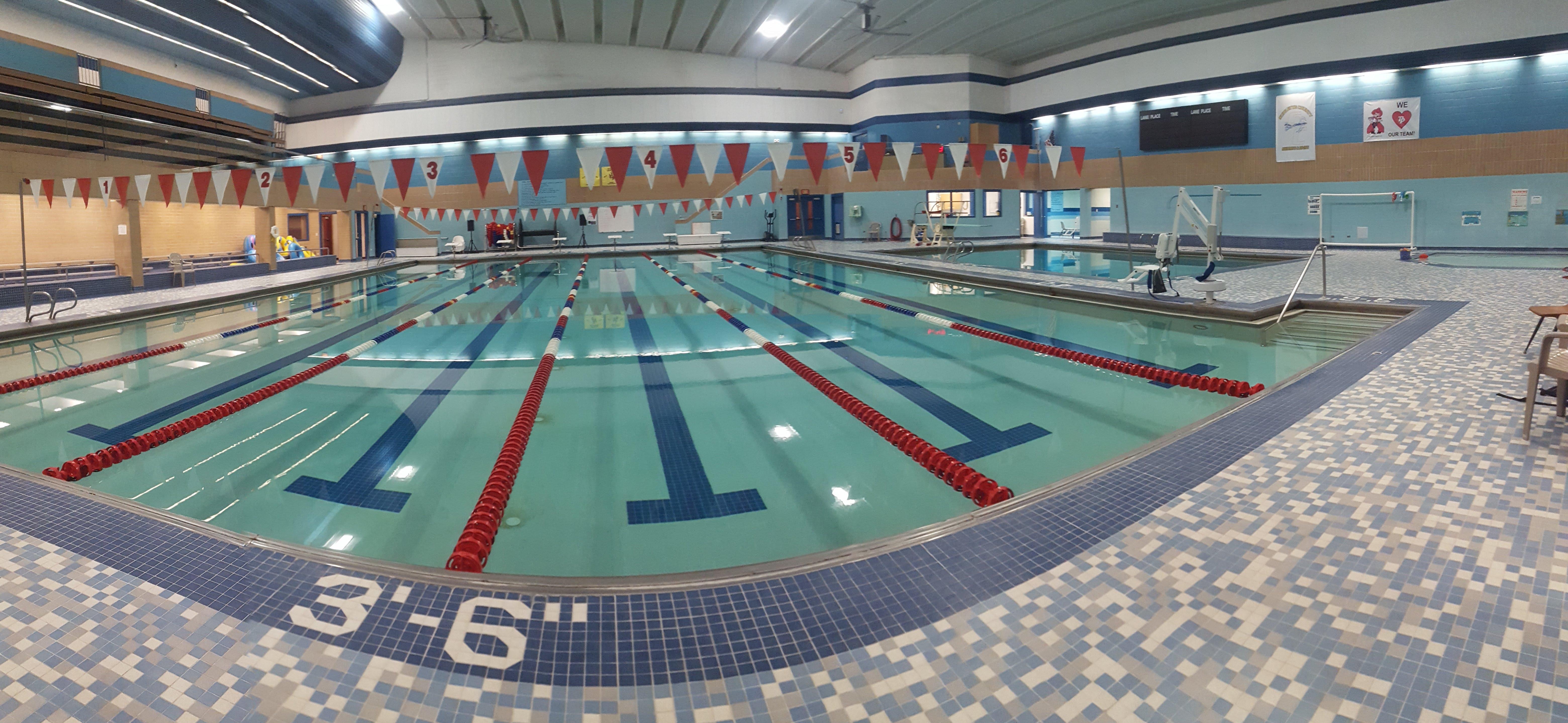 big piney swimming pool