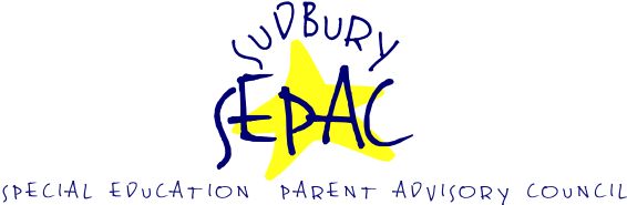 Sudbury Special Education Parent Advisory Council Logo