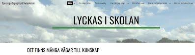 Specialpedagogik på Sveaskolan