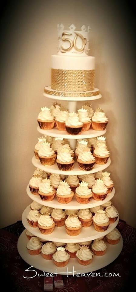 Cupcakes Towers - Sweet-Heaven..