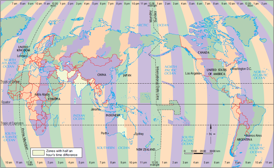 Similiar how many time zones in the world keywords world time zone map ethiopia choice image word map gumiabroncs Choice Image