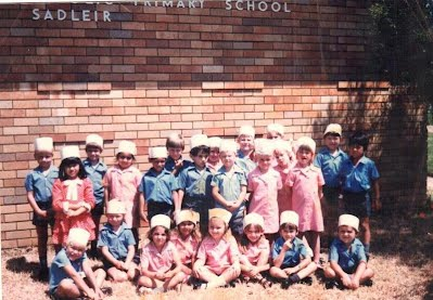 The 1984 Kindergarten Class