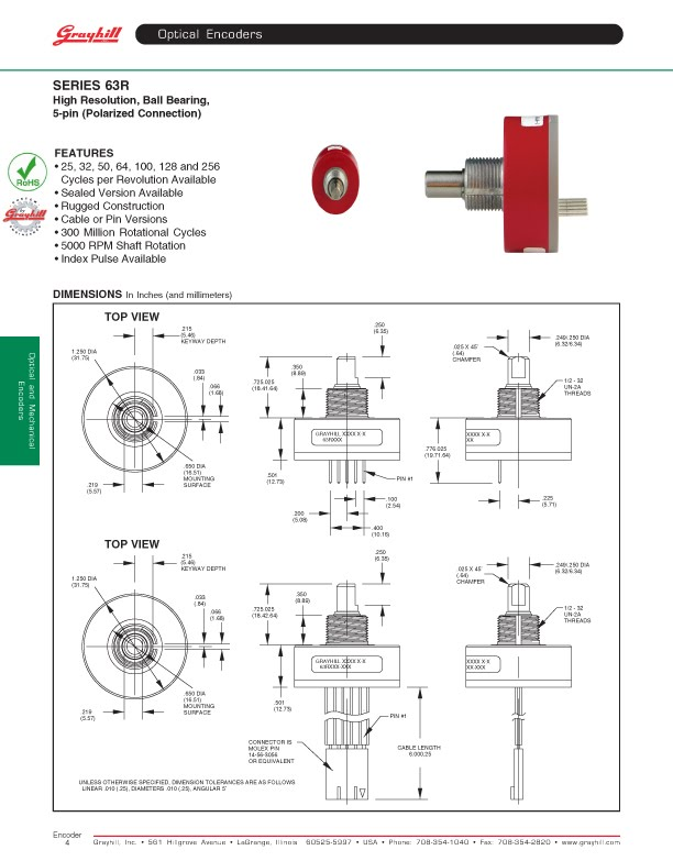 Encoders - TamuBot Version 3 0: Parker01