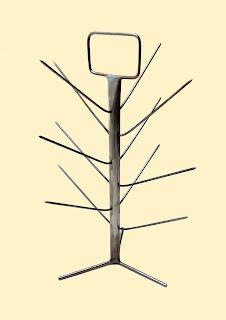 עץ לצלייה בשר ירקות וכו