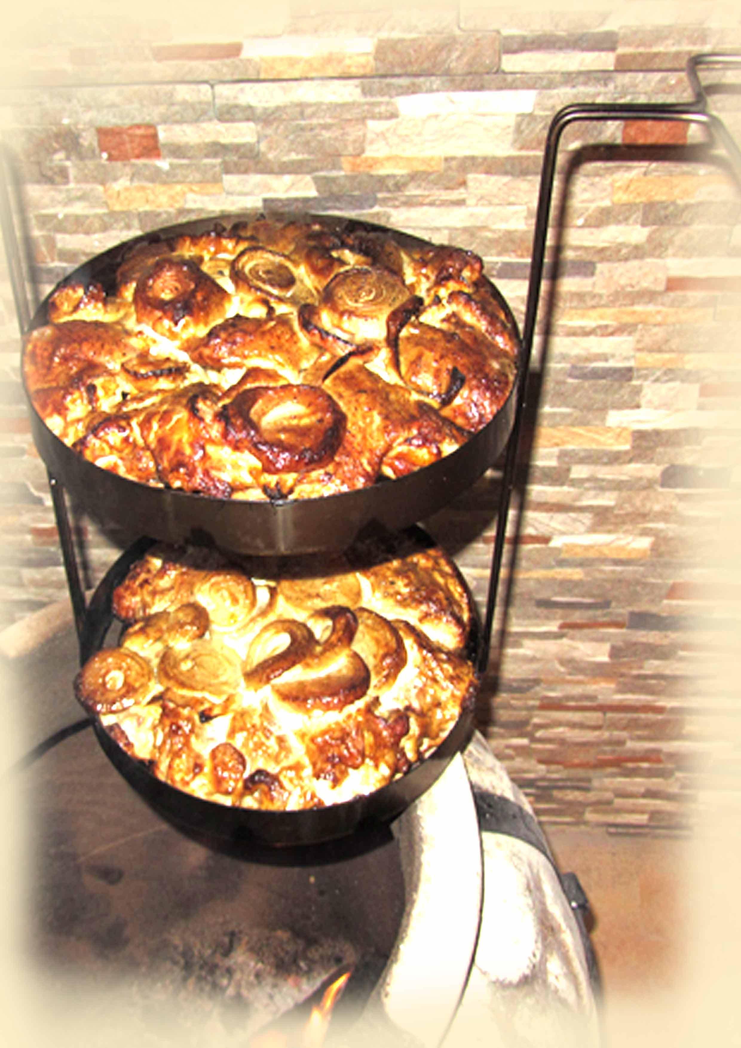 מבשלים, מטגנים, אופים בתנור טנדור