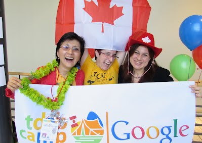TDSB Google Camp Feb 20, 2016