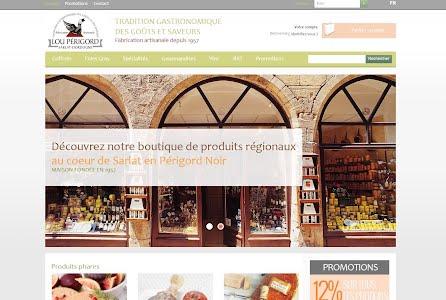 site internet google site lou périgord