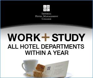 Империал колледж гостиничного хозяйства - Ванкувер, Британская Колумбия, Канада – Imperial Hotel Management College, Vancouver, BC, Canada – образование и работа в Канаде