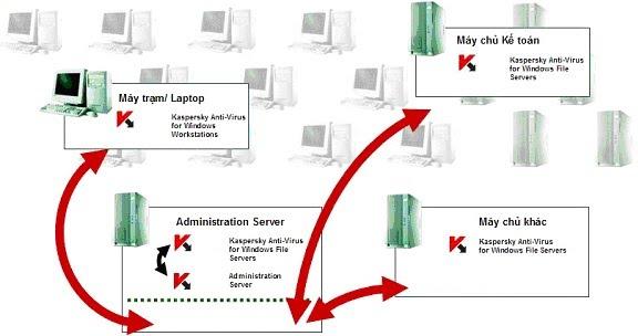 Giải pháp phòng chống Virus cho doanh nghiệp