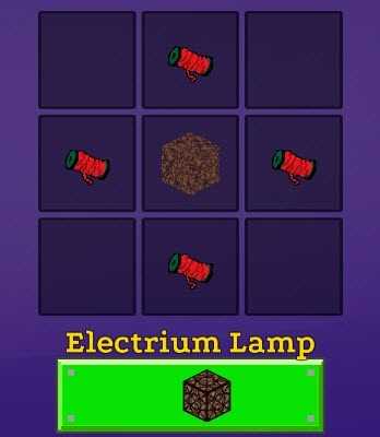Electrium Lamp - Official RealmCraft Wiki