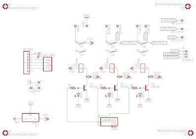 Schematics/PCB - Team BulletProof