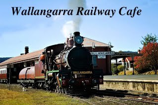 Wallangarra Railway Cafe