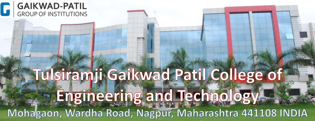 MECHANICAL ENGINEERING DEPARTMENT-TGPCET-NAGPUR
