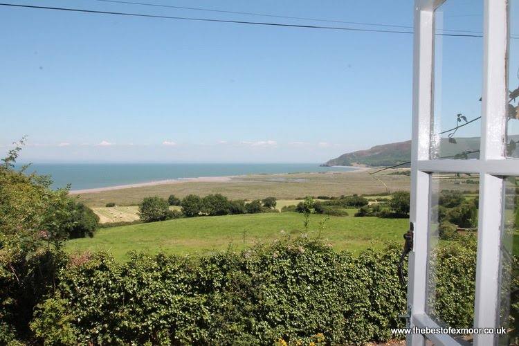 View from Dunns Cottage