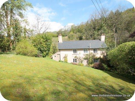 Holiday cottage in Winsford, Exmoor, Sleeps 5