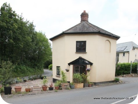 Holiday cottage for 2 near Dulverton