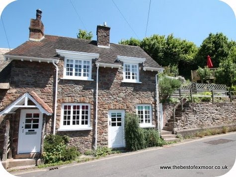 holiday cottage in porlock