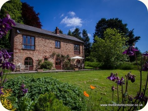 Holiday Cottage on Exmoor sleeps 6