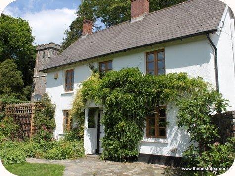 holiday cottage brushford