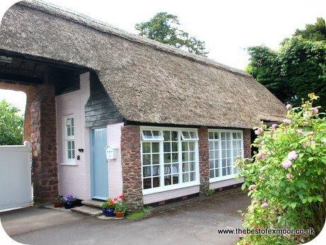 dunster holiday cottage
