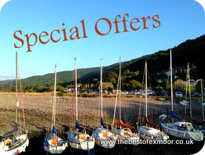Special offer exmoor cottages