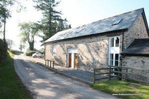 Ashwick Hayloft Holiday Cottage near Dulverton