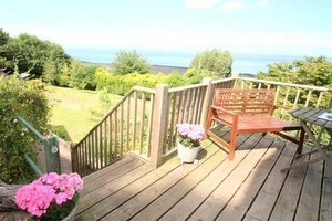 Exmoor cottage by the sea
