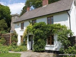 Exmoor cottage in Brushford