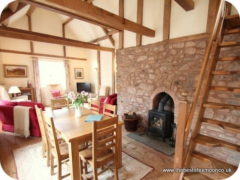 Holiday Cottage Dunster Sleeps 6