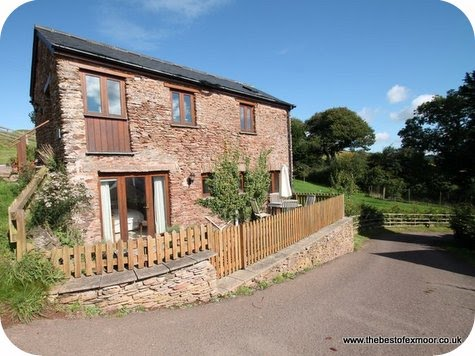 luxborough holiday cottage