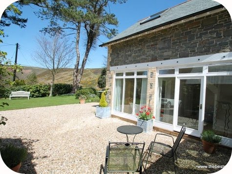 Rectory Stables Holiday Cottage Oare Exmoor