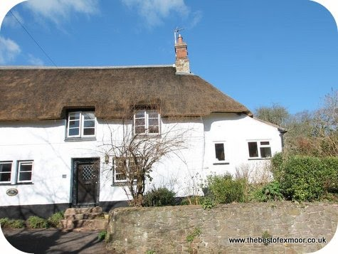 Holiday Cottage Minehead Exmoor Sleeps 4