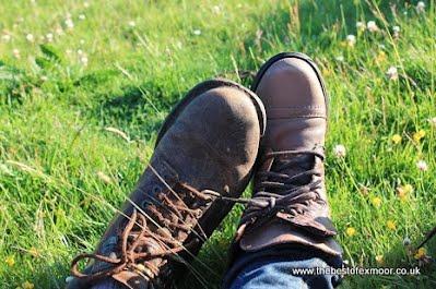 Couple holiday on Exmoor